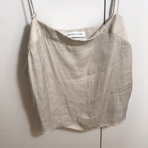 Urban Outfitters Tops - Solid white crop top